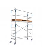 Rusztowania aluminiowe | Praktyczne i wytrzymałe | Lero24